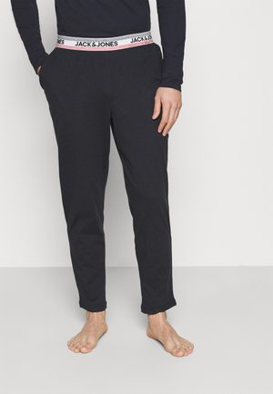 JACJONES LOUNGE PANTS - Pyjama bottoms - dark navy