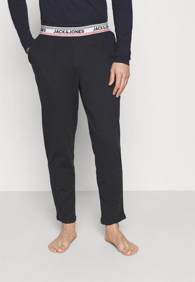 JACJONES LOUNGE PANTS - Pyjamahousut/-shortsit - dark navy