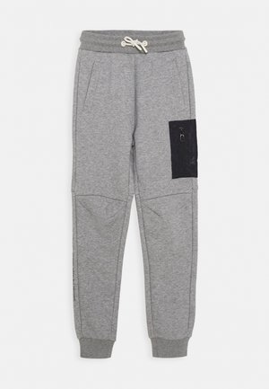 CLUB NOMADE PANTS - Tracksuit bottoms - grey melange