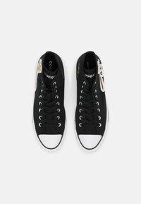 Converse - CONVERSE X BASQUIAT CHUCK TAYLOR UNISEX - Zapatillas altas - black - 3