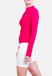 SPORTKIND - Sports shirt - pink - 2
