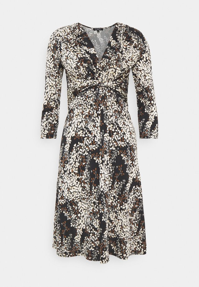 NICE DRESS - Robe d'été - black