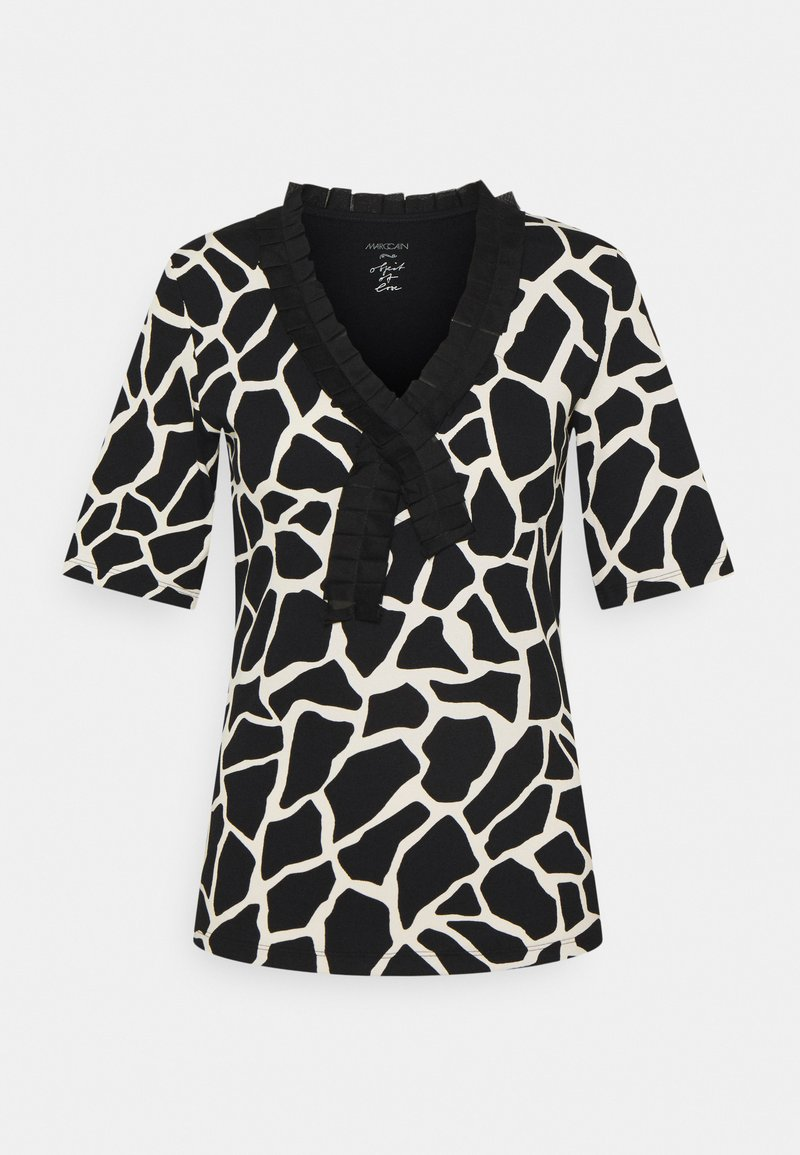 Marc Cain - Long sleeved top - cashew