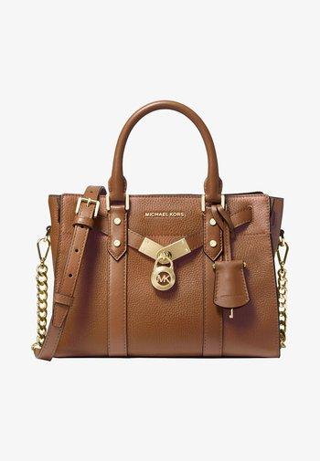 NOUVEAU HAMILTON SMALL - Handbag - taupe