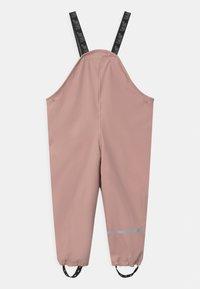 CeLaVi - RAINWEAR  - Pantaloni impermeabili - misty rose - 1
