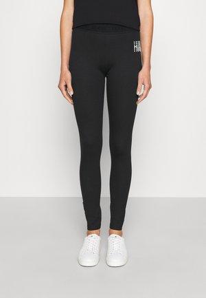 NACARA - Leggings - Trousers - black