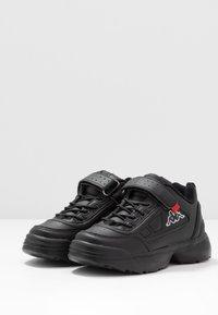 Kappa - RAVE - Chaussures d'entraînement et de fitness - black - 3