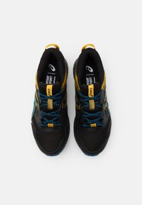 ASICS - GEL-SONOMA 5 G-TX - Zapatillas de trail running - black/directoire blue - 3