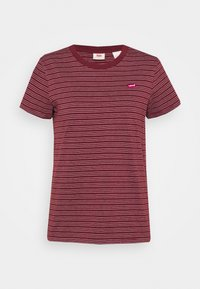 Levi's® - PERFECT TEE - T-shirts basic - marta madder brown - 4
