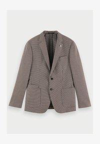 Scotch & Soda - Blazer jacket - brown - 4