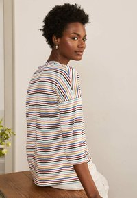 Boden - OTTILIE  - Long sleeved top - bunt/metallic regenbogenfarbene streifen - 1