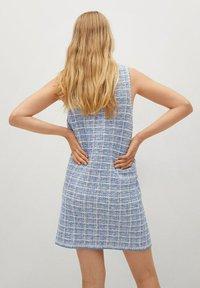 Mango - Jumper dress - bleu - 2