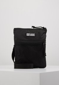 Vans - UA EASY GOING CROSSBODY - Across body bag - black - 0