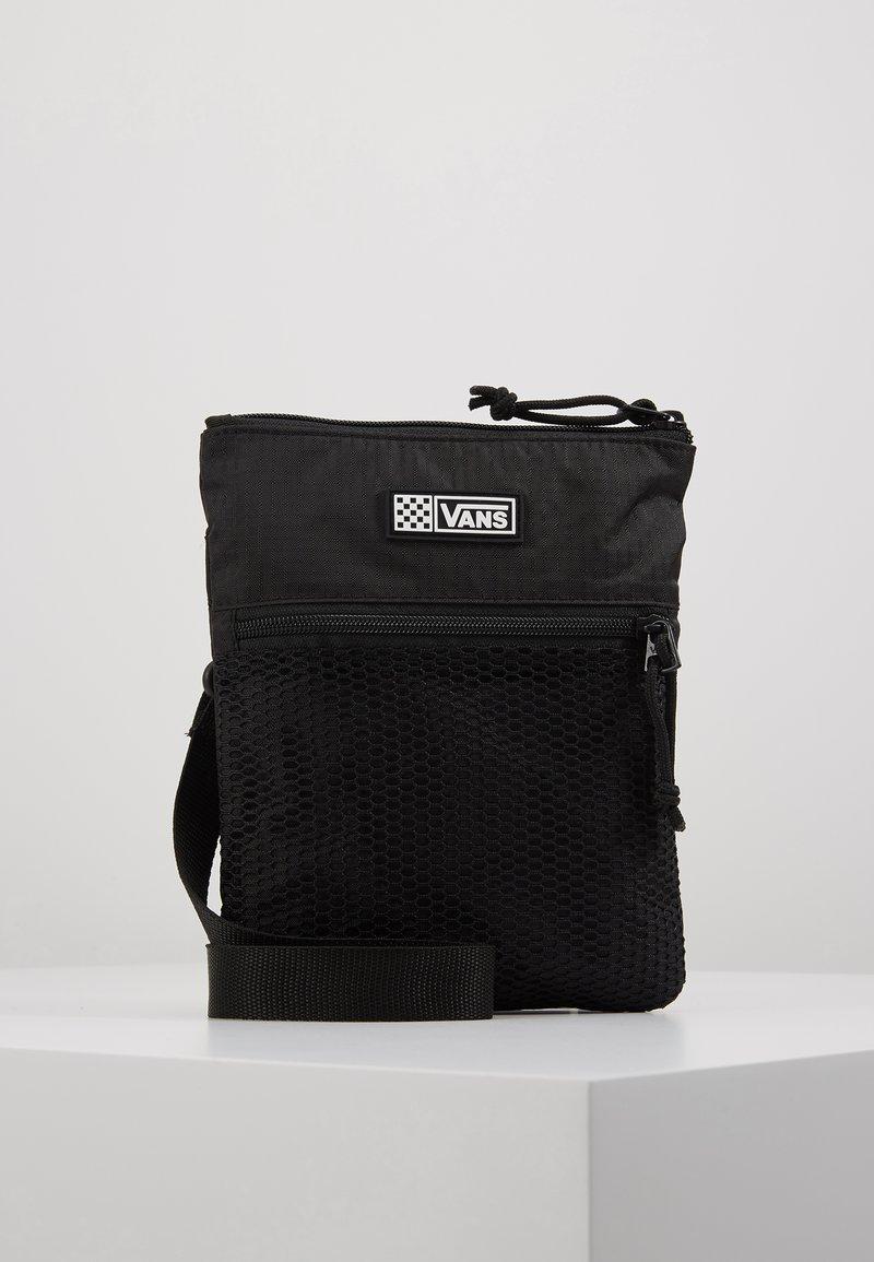 Vans - UA EASY GOING CROSSBODY - Across body bag - black
