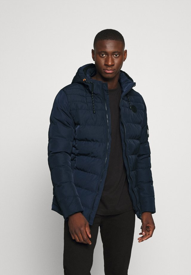 SUMNER - Winter jacket - navy