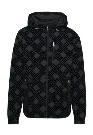 AMATO WINDRUNNER - Summer jacket - black
