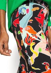 Desigual - DESIGNED BY MIRANDA MAKAROFF - Trousers - tutti fruti - 3