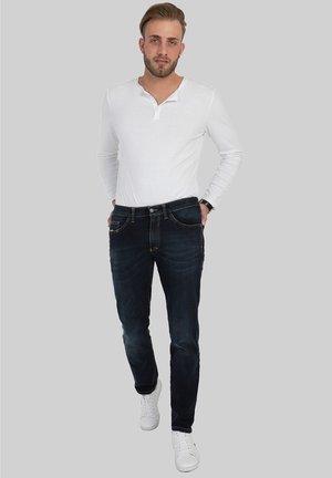 JEANS HENRY - Slim fit jeans - dunkelblau