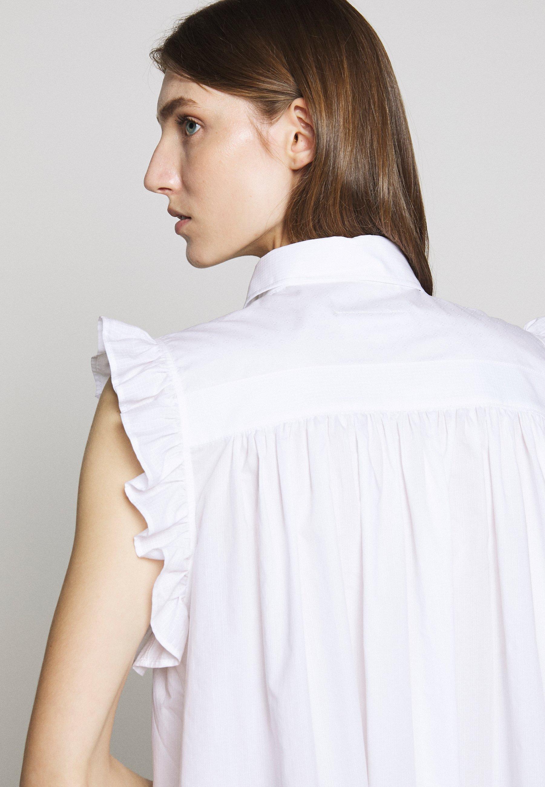 MM6 Maison Margiela CASUAL - Kjole - white