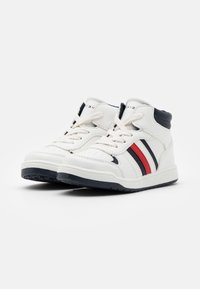 Tommy Hilfiger - High-top trainers - white/blue - 1