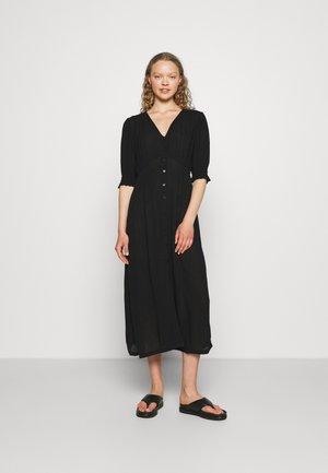 DRESS AMALIA - Maxi dress - black
