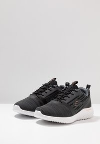 Skechers Sport - BOUNDER - Sneaker low - black - 2