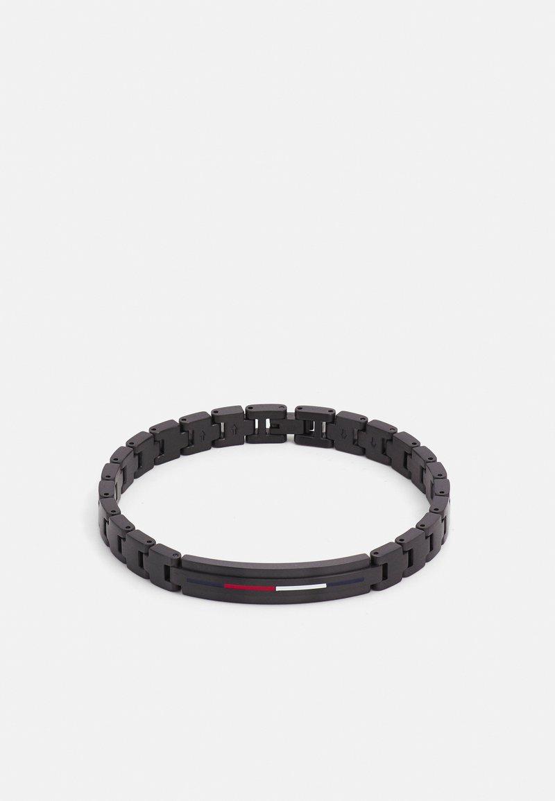 Tommy Hilfiger - ICONIC BRACELET - Bracelet - black