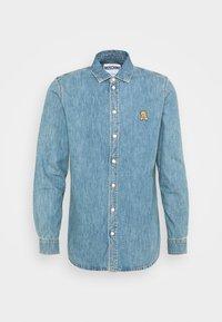 BLOUSE - Shirt - blue