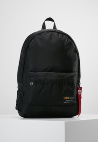 Alpha Industries - CREW BACKPACK - Plecak - black - 0