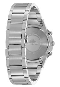 Emporio Armani - Chronograph watch - silver-coloured - 2