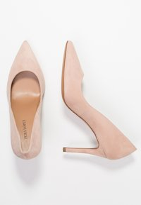 Pura Lopez - Zapatos altos - nude - 3
