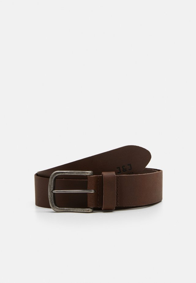 JACDAVID BELT - Riem - black coffee