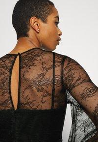 Alice McCall - LOVE MINI DRESS - Vestido de cóctel - black - 5