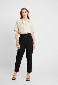 mint&berry - Trousers - black - 1