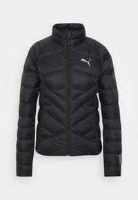 PWRWARM PACKLITE JACKET - Down jacket - black