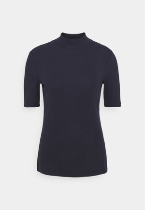 KURZARM - T-shirts basic - navy