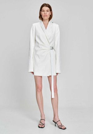 Short coat - weiss
