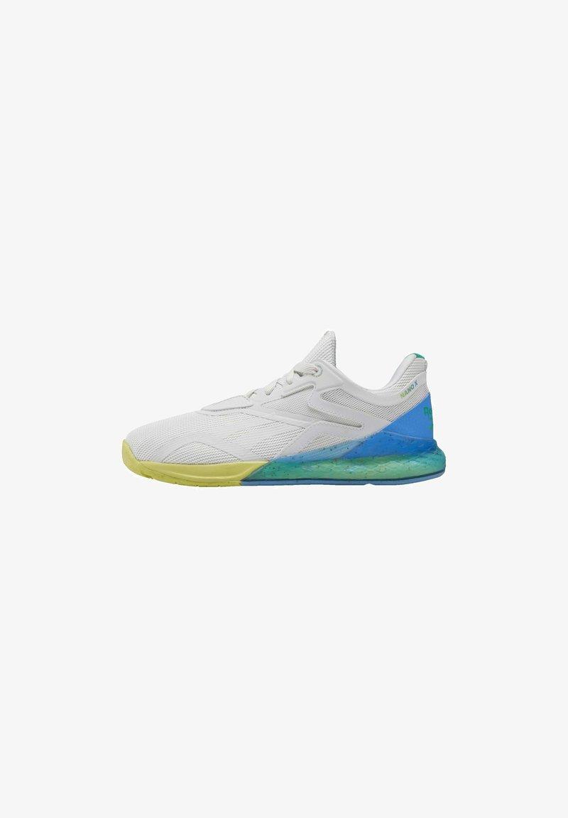 Reebok - NANO X SHOES - Sneaker low - grey