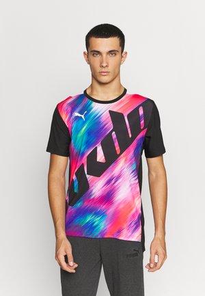 RKDO - Print T-shirt - black