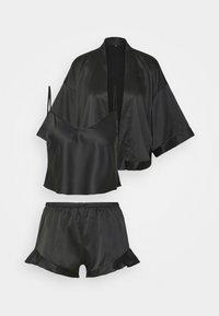 LingaDore - SET - Pyjama set - black - 4