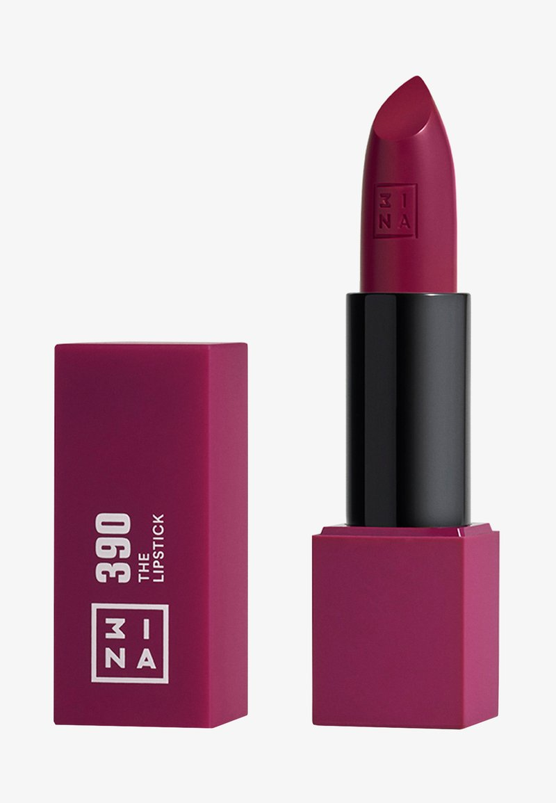 3ina - THE LIPSTICK - Lippenstift - 390 dark plum