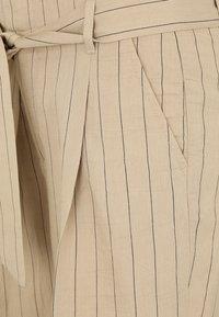 Cinque - HOSE CISOFIE - Trousers - beige - 3