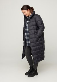 Zizzi - Winter coat - black - 1