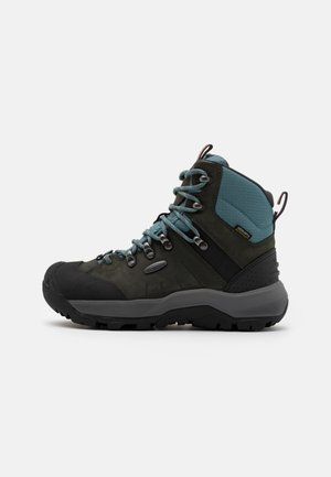 REVEL IV MID POLAR - Snowboots  - magnet/north atlantic