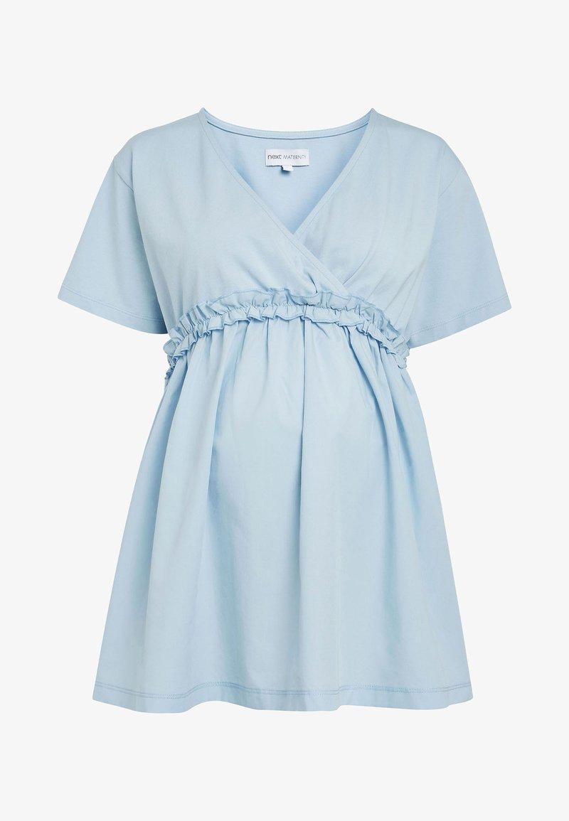 Next - Blouse - blue