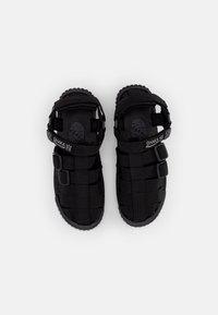 Shaka - HIKER - Sandals - black - 3