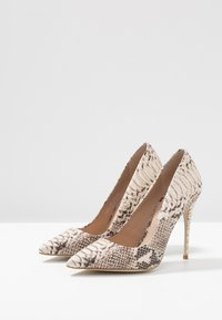 Steve Madden - DAISIE - High heels - natural