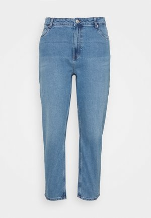 VMJOANA - Relaxed fit jeans - light blue denim