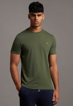 MARTIN  - Basic T-shirt - cactus green