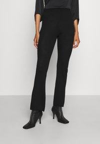 Sand Copenhagen - FELLINI DHARMA - Teplákové kalhoty - black - 0